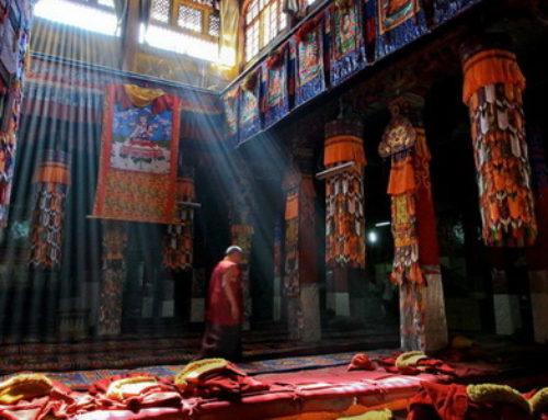 Les distractions du Boddhisattva