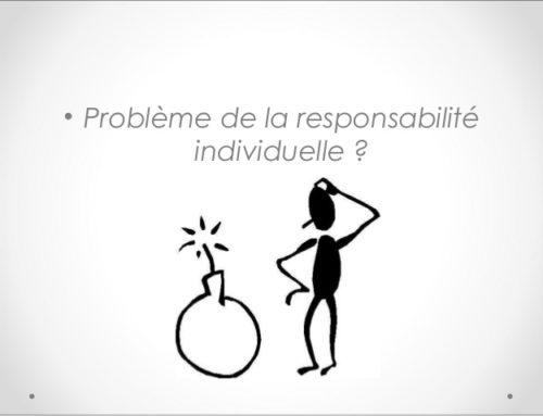 Karma et responsabilité individuelle