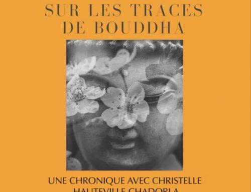 """Mes chroniques """"Sur les traces de Bouddha"""""""